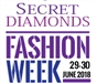 SECRET DIAMONDS FASHION WEEK