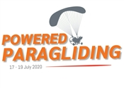 POWERED PARAGLIDING @ MAKGADIKGADI EPIC