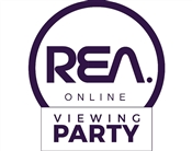 REA ONLINE VIEWING PARTY